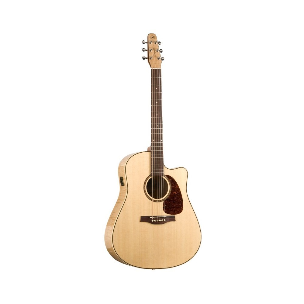 SEAGULL PERFORMER CW Flame maple HG QI avec housse
