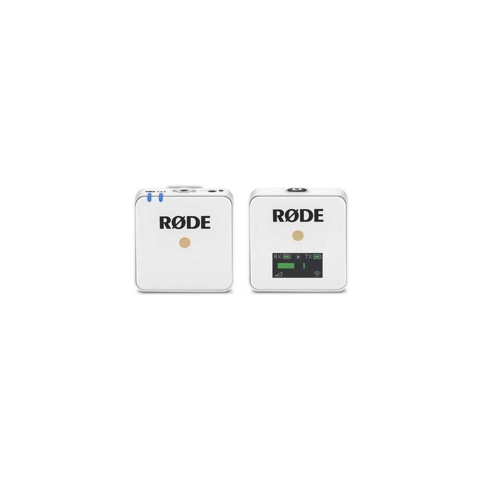 RODE WirelessGO White