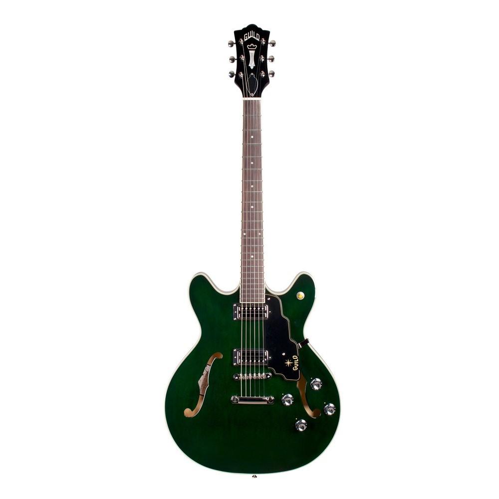 Starfire IV ST Maple Emerald Green avec etui