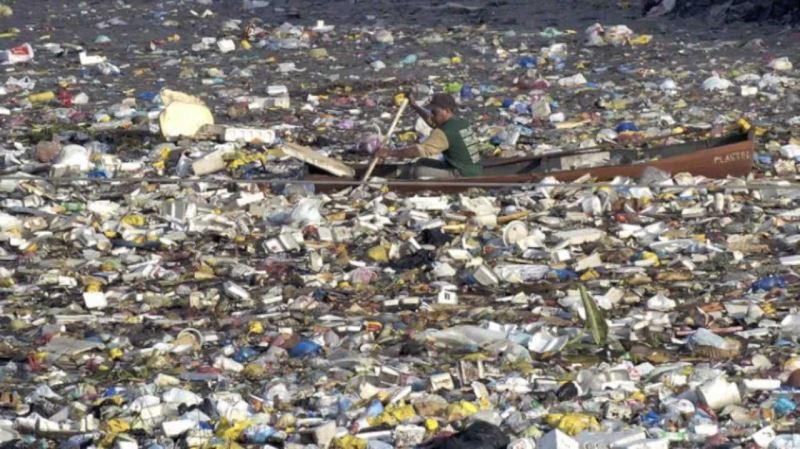 Büyük Pasifik Çöp Alanı