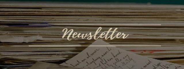 digital media marketing news letter sign up