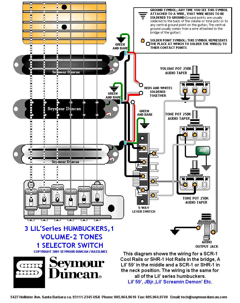 medium resolution of hhh guitar wiring diagram simple wiring schema hhh stratocaster hhh strat wireing help harmony central