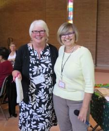 Marilyn and Diane, UFO Challenge Winners