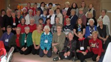 Seymour Quilters' Guild Christmas Party 2015