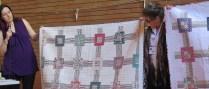 same pattern, different fabrics