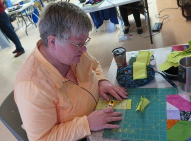 Community Quilt Day