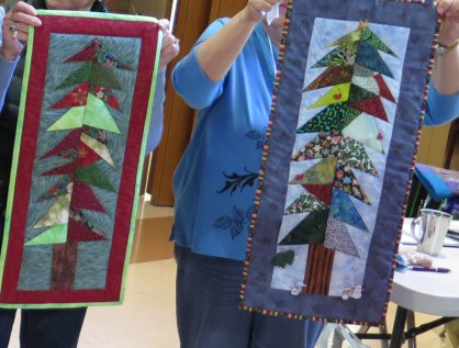 Wonky Tree Workshop