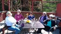 Diane, Judy, Lorna, Les, Tere