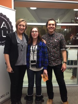 SAMU Speaker Series Volunteer - Arcade Fire