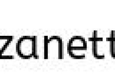 """la journaliste Anne-Elisabeth Lemoine en Sézane (Blouse Clothilde imprimé """"fleurs de Jaipur"""")"""