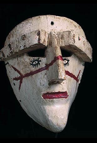 A Month of Masks -Art Masks (5/6)
