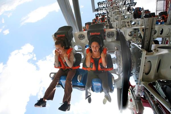 30% off with code zaznewseason. X2 Six Flags Magic Mountain