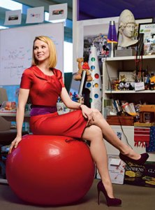 Marissa Mayer new Yahoo! CEO