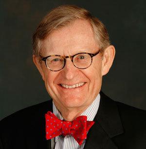 The Ohio State University's President Gordon Gee