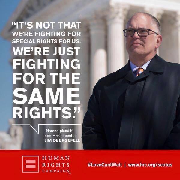Jim Obergefell Human Rights Campaign