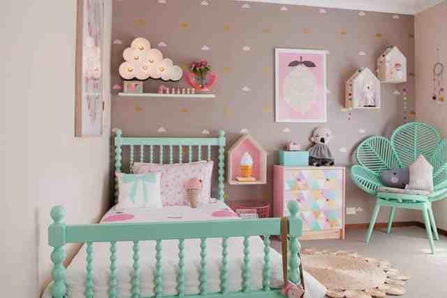 çocuk odası tasarımı