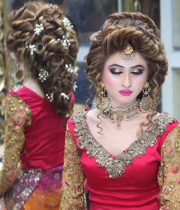 Best Bridal Makeup Pics For Wedding