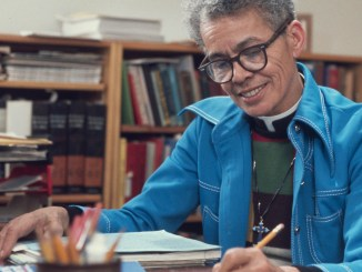 A still from 'My Name is Pauli Murray' directed by Betsy West and Julie Cohen, an official selection of the Premieres section at the 2021 Sundance Film Festival.