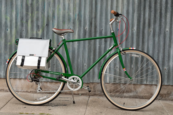 Donate $25 Now and Qualify to Win a Beautiful PUBLIC Bike