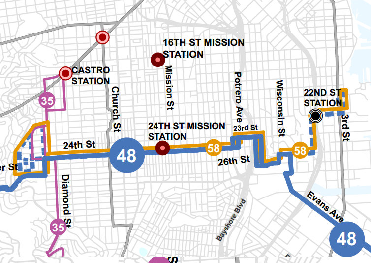 Friday: SFMTA Board Considers Final Proposals for Muni TEP Service