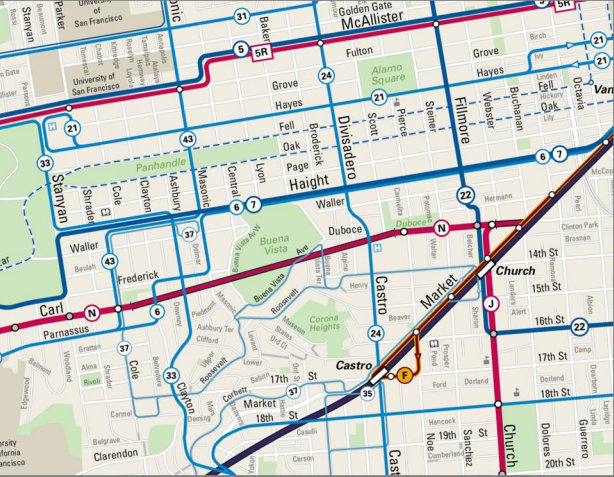 Muni to Launch a New, More Legible Map – Streetsblog San ... Sfmta Route Map on samtrans route map, san francisco route map, wrta route map, c-tran route map, ac transit route map,