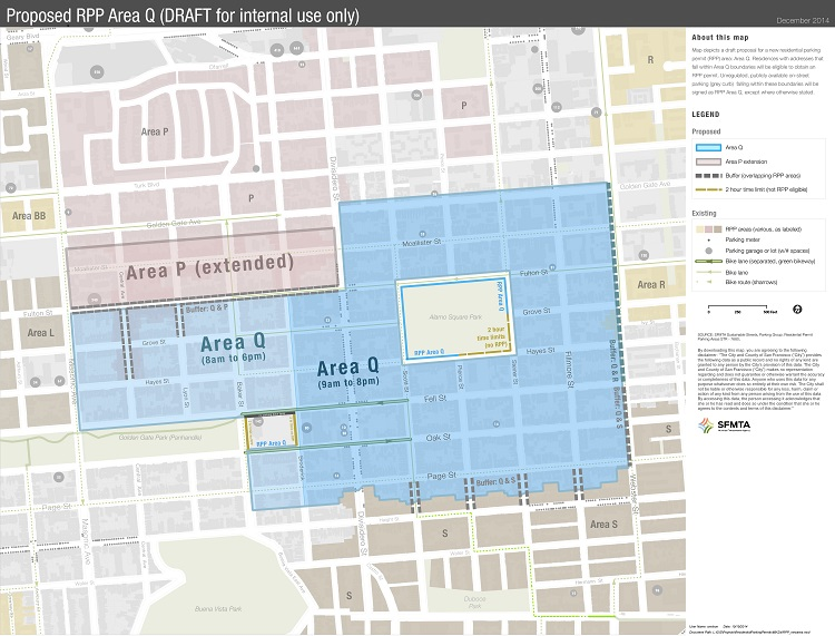 Free Parking Addicts Blast Proposed Parking Permits Near Alamo
