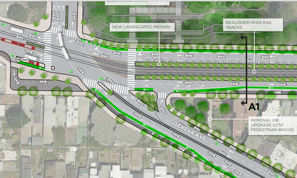 City College Property Could Make Room for Buffered Bike Lane on ...