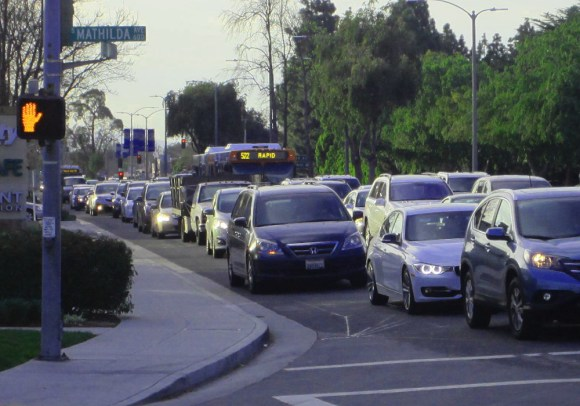 Fantasizing About Self Driving Cars Sunnyvale Opposes El