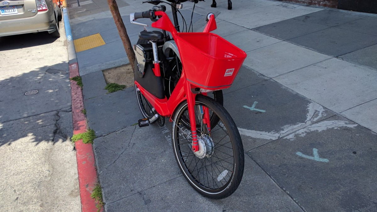 SFMTA Requires Permit for Dockless Bike Share – Streetsblog