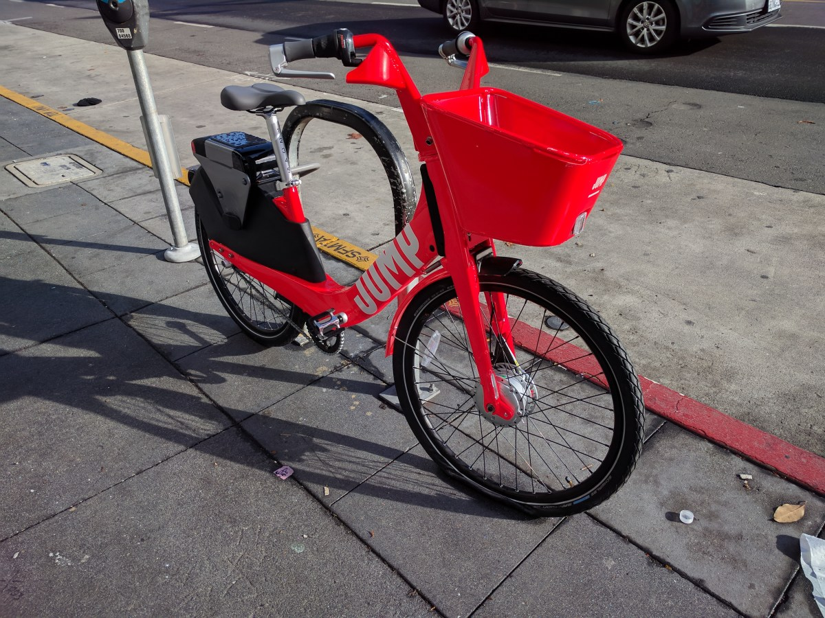 Data Shows JUMP Bikes are Filling their Niche