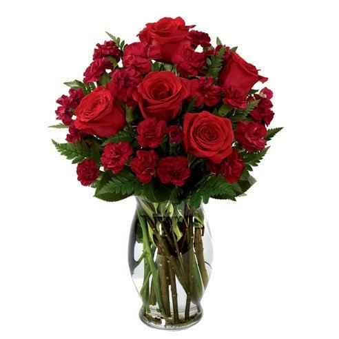 sweetest heart rose bouquet