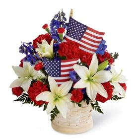 4th of july flower delivery from send flowers online