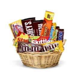 Last minute gift delivery cheap chocolate basket delivery