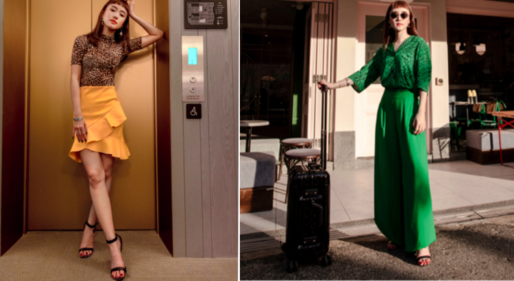 In Her Element: 2 Staple Pieces to ace Weekend Style with Valerie Wang - Be Asia: fashion. beauty. lifestyle & celebrity news