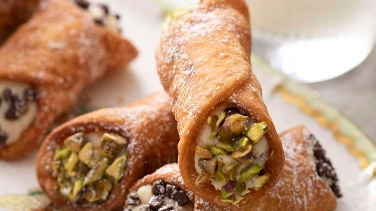 Recettes : 12 desserts italiens faciles à faire et incroyablement bons !