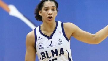 Basket – Bleues : Gabby Williams retenue dans une liste de 14 pour préparer l'Euro