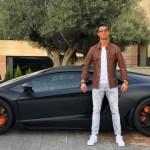 les voitures des footballeurs-stars (en images)
