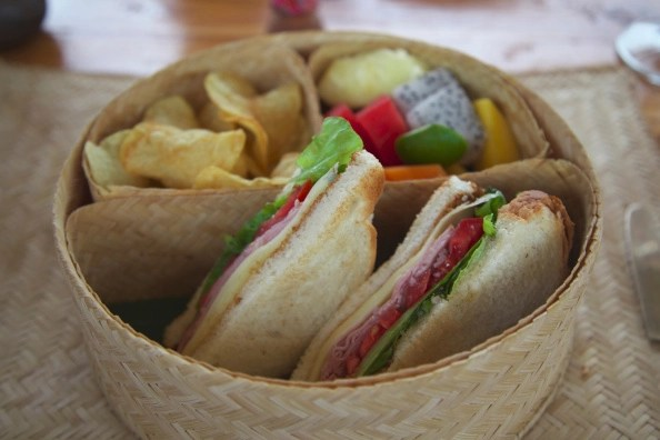 Bento Lunch Box Recette Boite Repas Gourmand