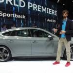 Audi A5 Sportback Video Le Coupe 5 Portes Renouvele