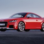 Audi Tt Rs 2 5 Tfsi 400 Quattro S Tronic 7 Coupe Auto Journal