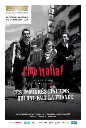 Immigration Italienne En France Racisme : immigration, italienne, france, racisme, Immigration, Italienne, L'expo, Italia, Raconte, Histoire