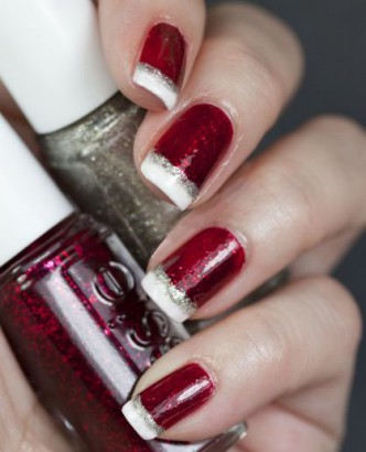 Patriotic Nails 20 Ways To Wear Singapore S Colours On Your Fingertips