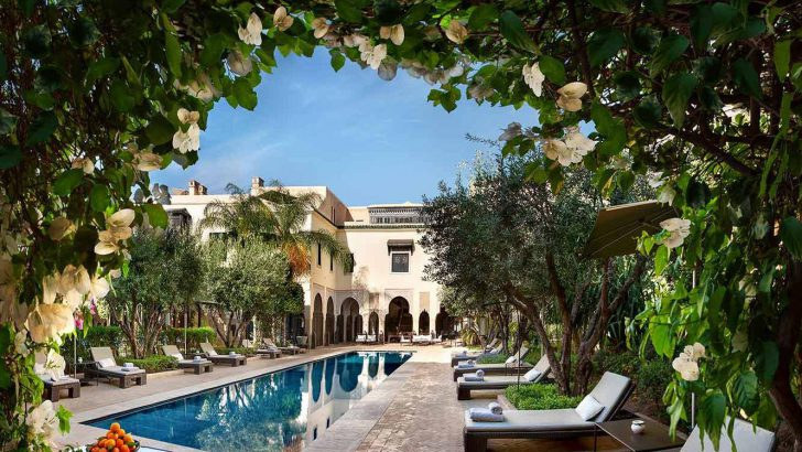 8 Instagrammable Luxury Riads In Marrakech That Are Absolutely Dreamy