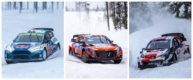 Rallye – WRC : Hyundai, Toyota et M-Sport s'engagent jusqu'en 2024