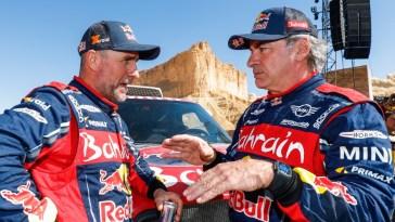 Rallye-raid – Dakar 2022 : Peterhansel et Sainz au volant d'une Audi électrique