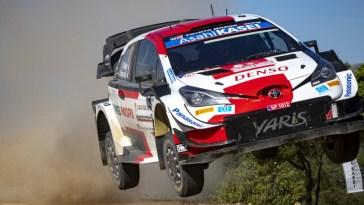 Rallye – WRC – Sardaigne : Ogier termine la journée solidement en tête