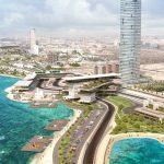 Voici à quoi ressembleront les stands de Jeddah