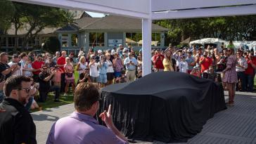 L'hypercar Hennessey Venom F5 présentée au public (+ vidéo)