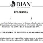 Proyecto Resolución 000068 – Plazos y requisitos técnico-científico