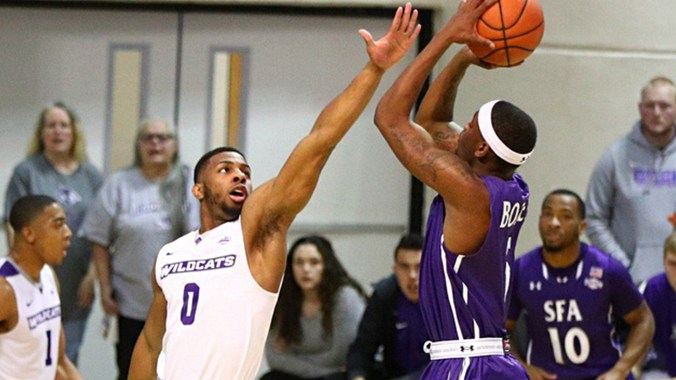 Image result for New Orleans Privateers vs Abilene Christian Wildcats college basketball
